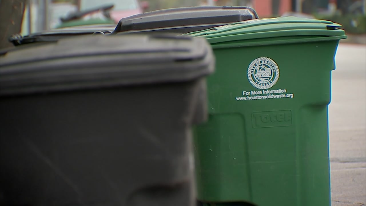 ABC13s Ted Oberg explains how cities and towns are dropping recycling service due to the rising costs.