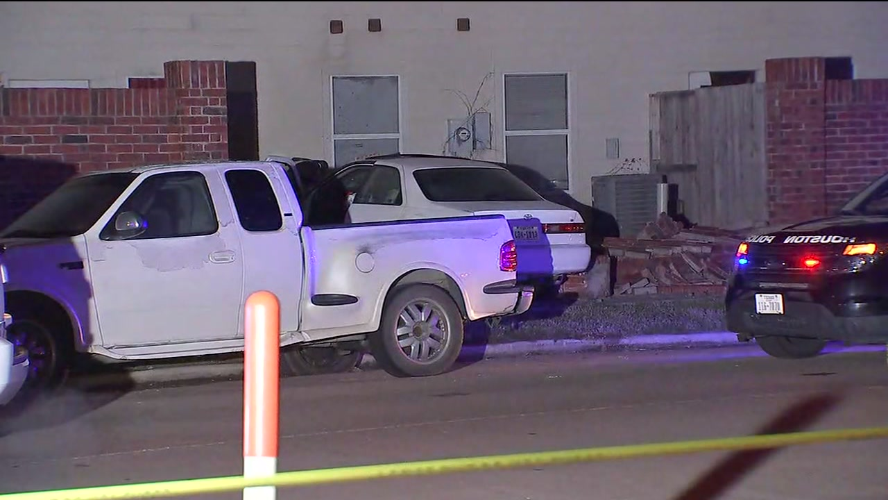 Two people were killed and a 16-year-old was injured in a shooting in southwest Houston.