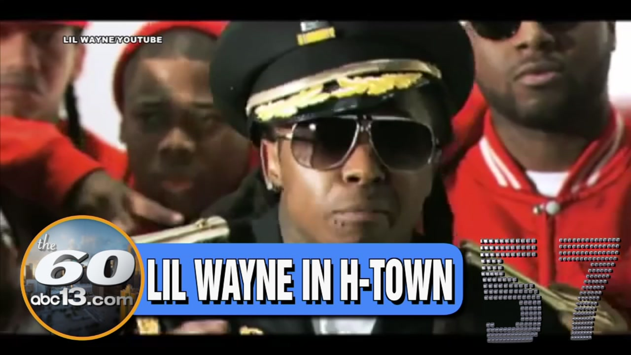 Lil Wayne in Houston today for a free concert. Doughnut shop brawl caught on video in Killeen.