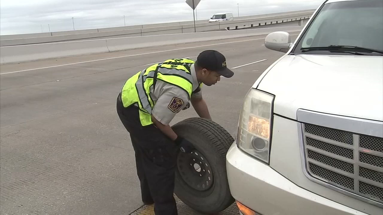 Free help for drivers on Harris County toll roads this holiday season