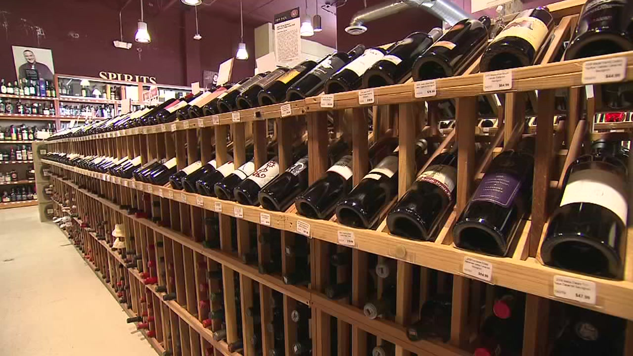 Texans cant buy liquor on Christmas or New Years Day.