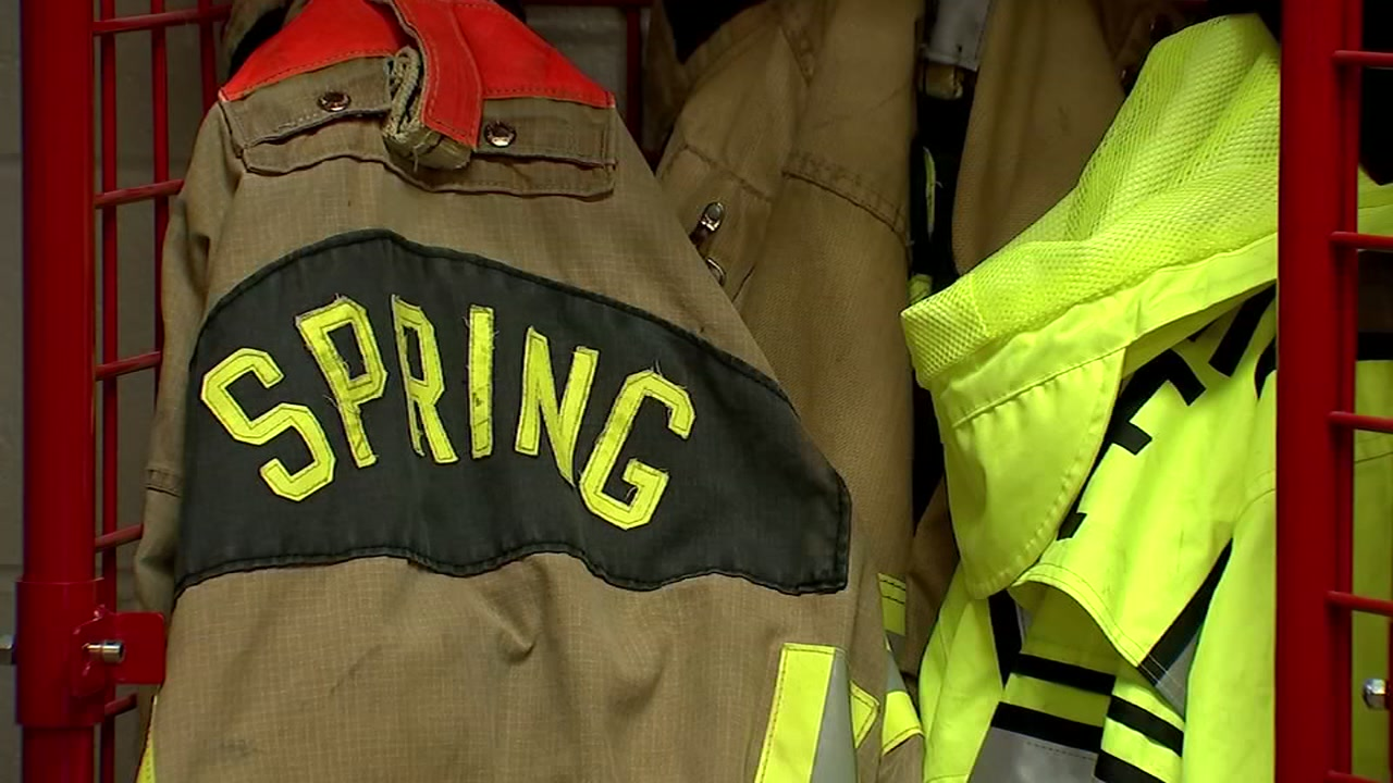 The Spring Fire Department is making investments at its firehouses to help prevent cancer in first responders.
