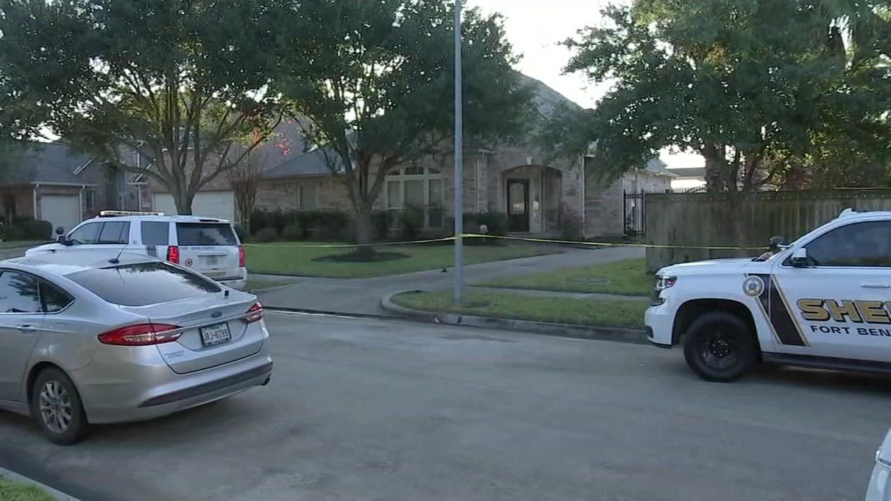 The woman reportedly shot her husband at their Cinco Ranch home, then drove him to a nearby fire station