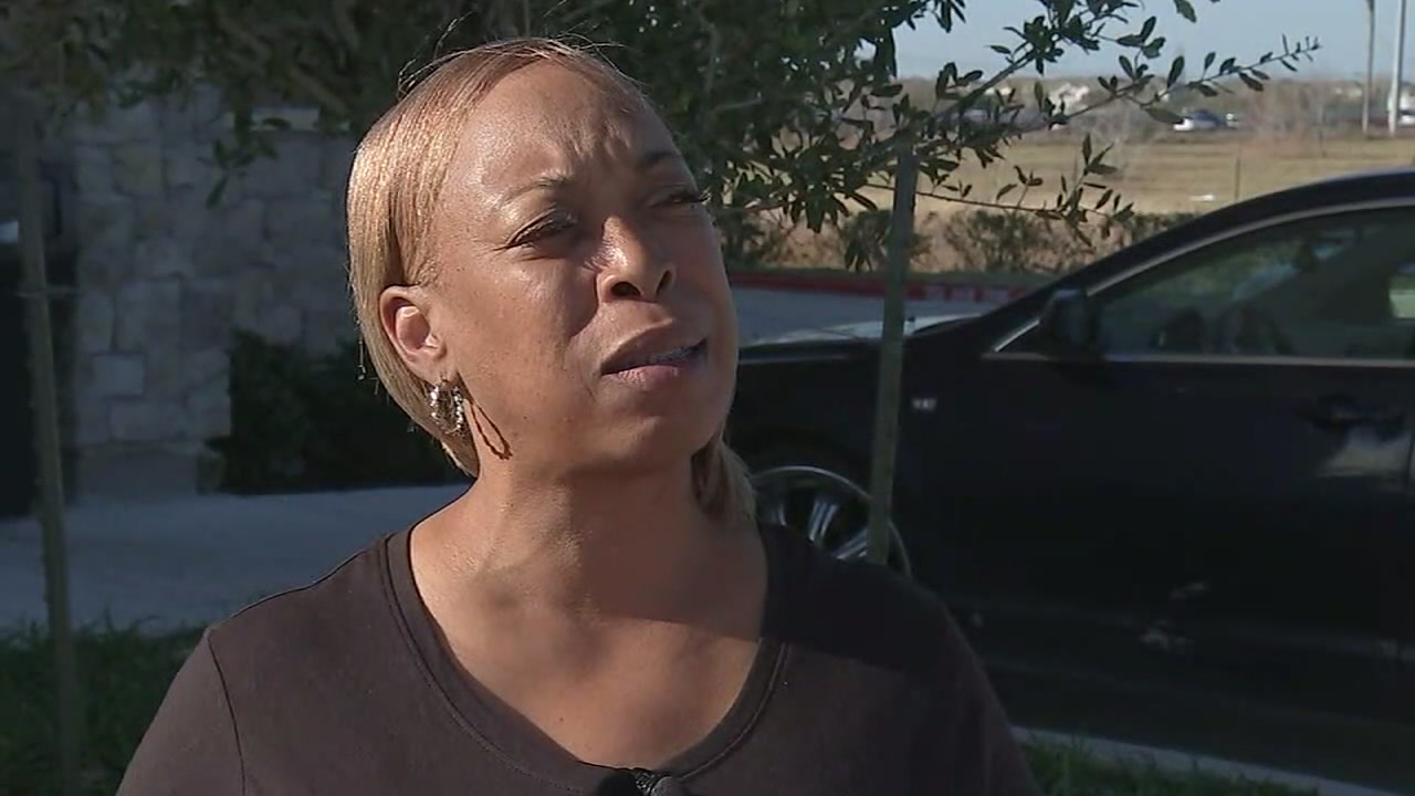 Womans car targeted for presents just days before Christmas