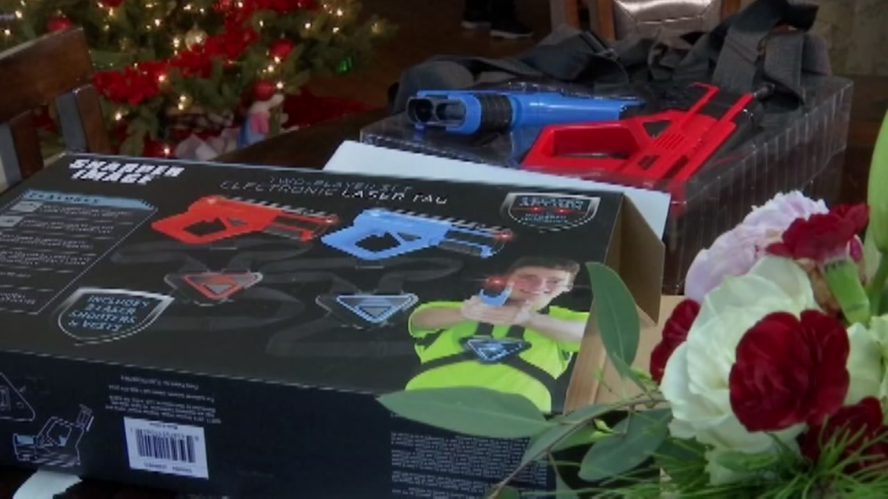 Parents, make sure you do a safety check on those Christmas toys.