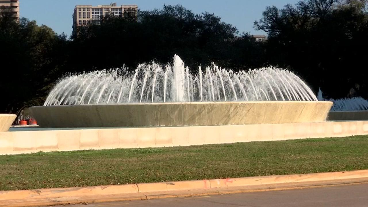 Fountain facelift or mistake?