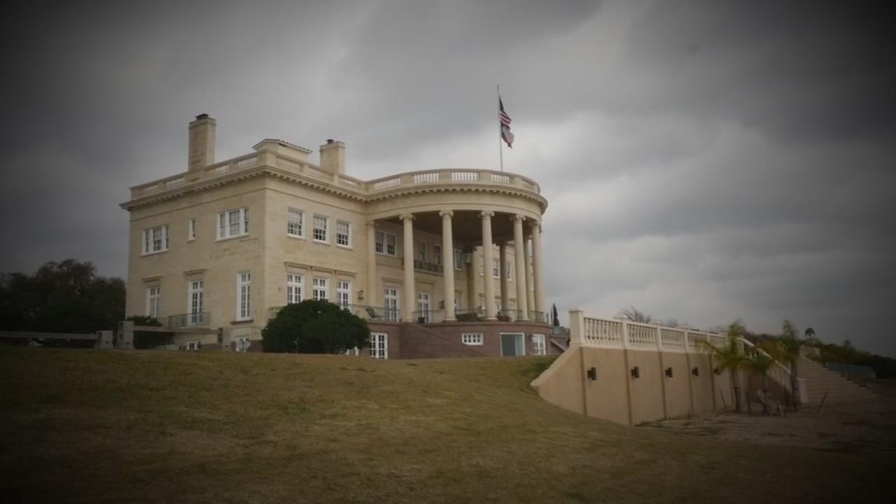 Take a historical tour of the Texas 'White House'   abc13.com