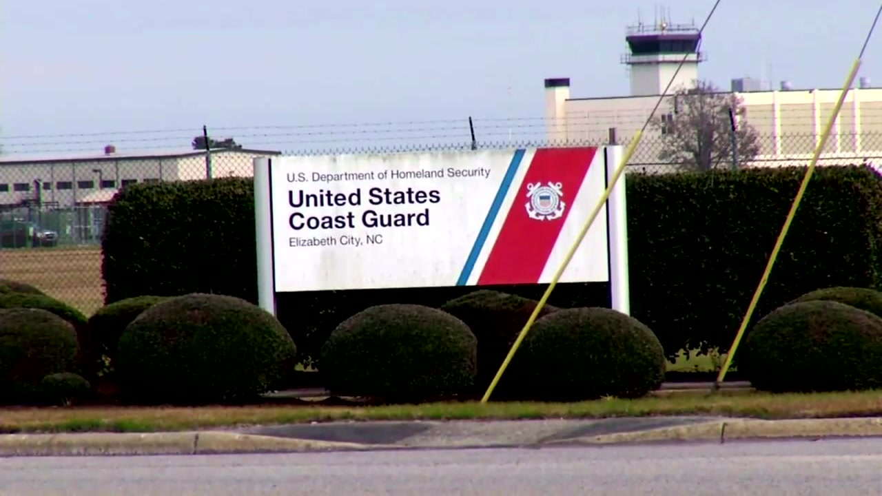 Coast Guard will get paid amid government shutdown
