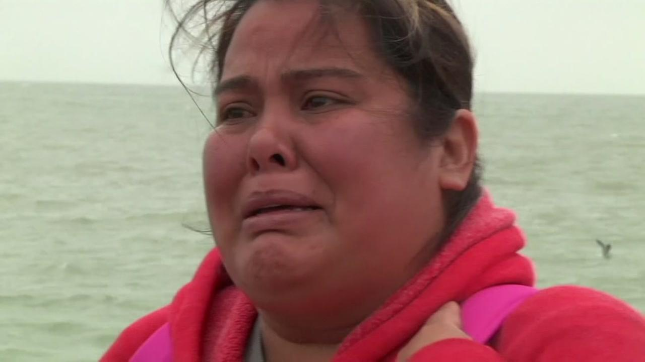 Texas mom recalls boat accident