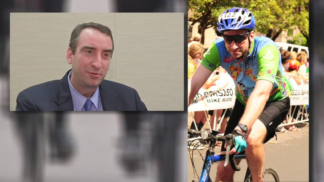 Doc Who Rides In MS 150
