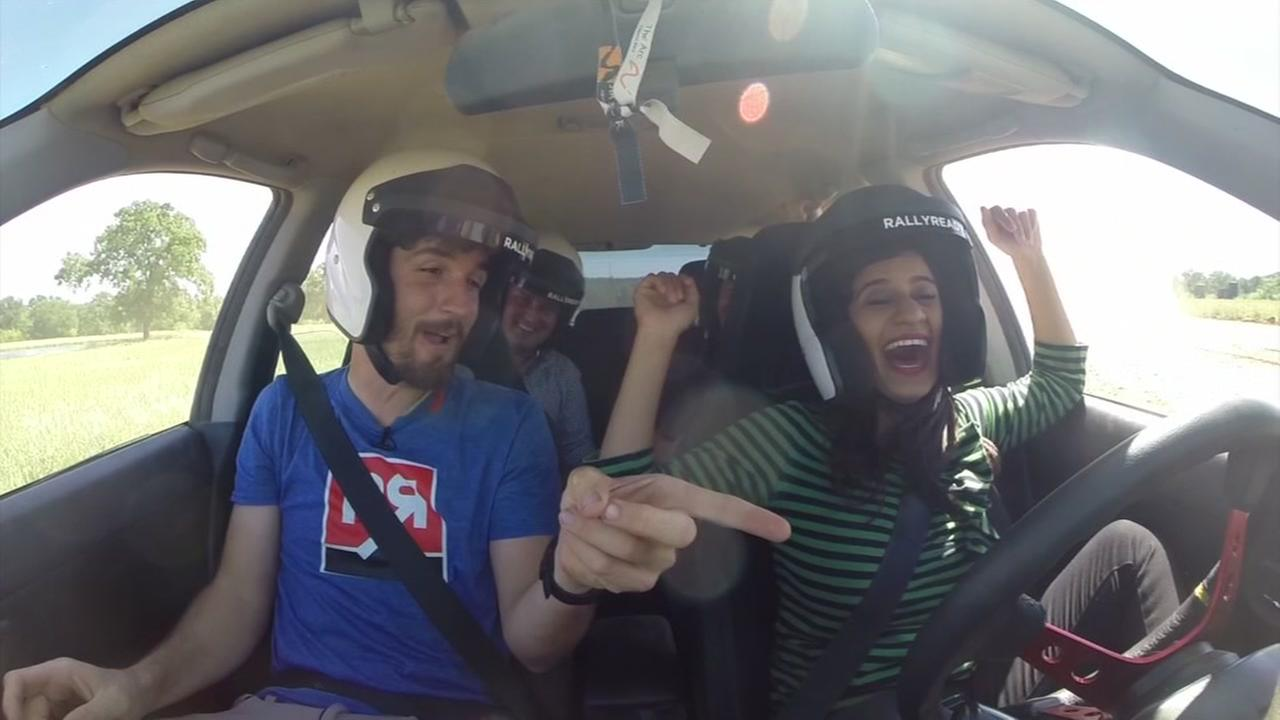 Road Trippers Dale Rally Racing
