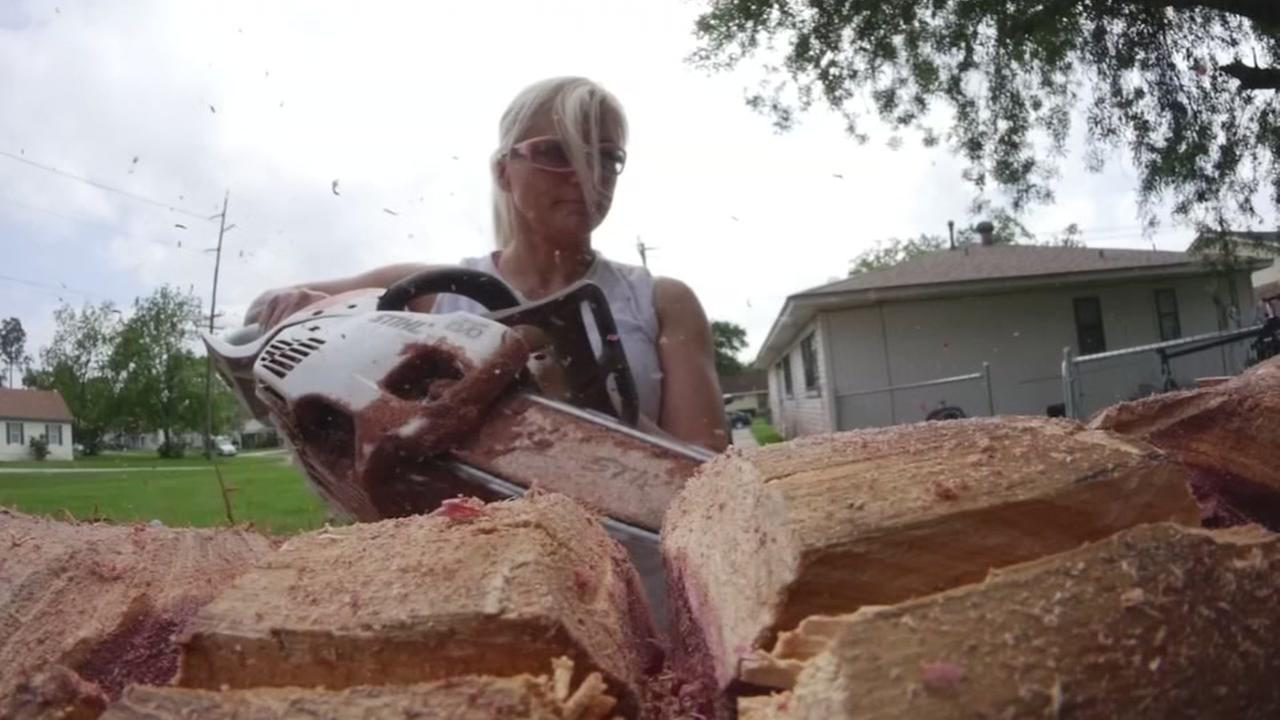 La porte mom s texas chainsaw carvings are a cut above the rest