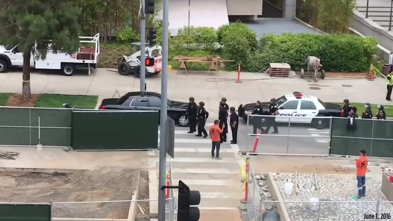 Two dead in UCLA murder-suicide