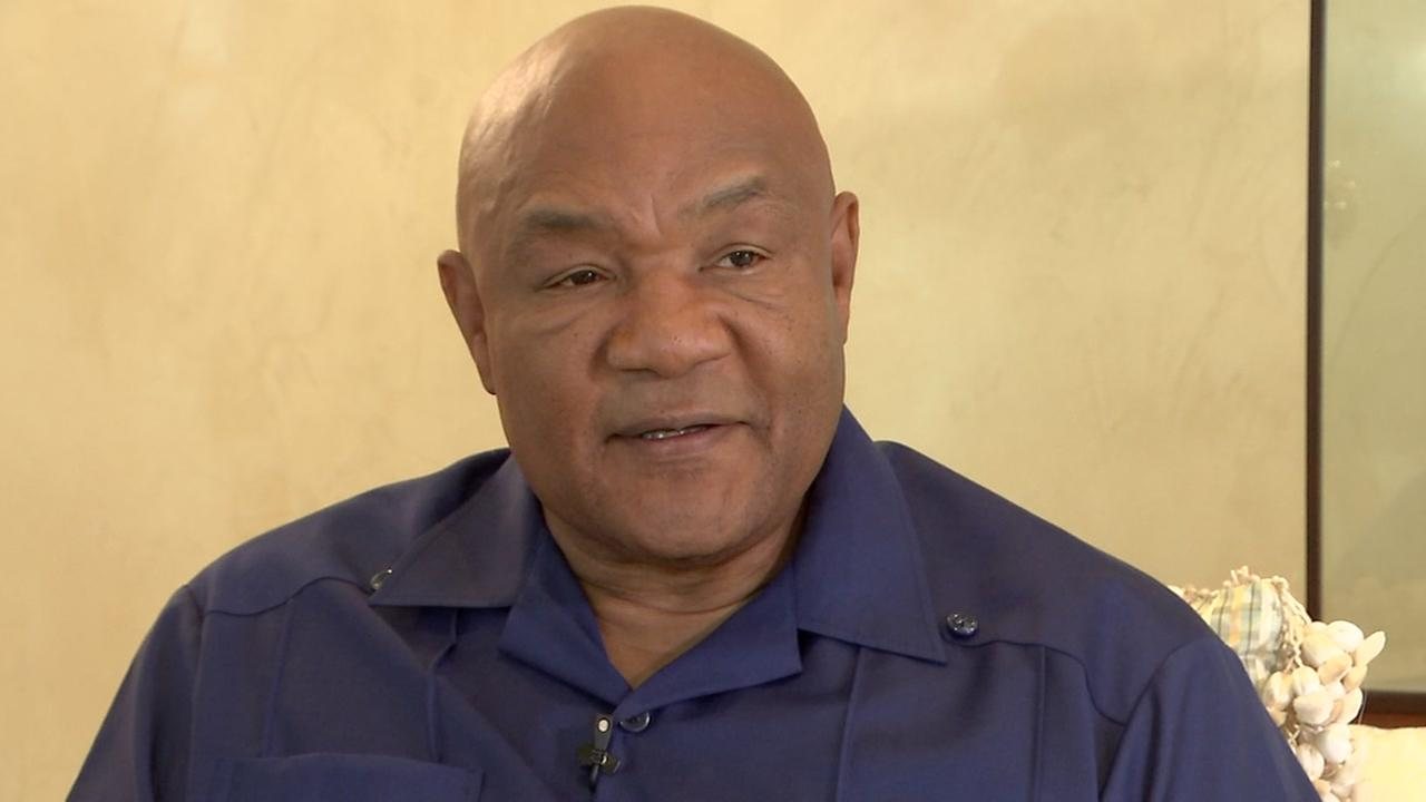 Houston native Foreman recalls Muhammad Ali as fighter, friend