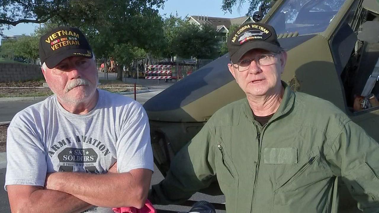 Vietnam War planes part of FOT celebration