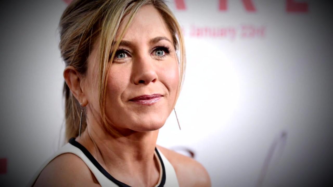 Jennifer Aniston speaks out