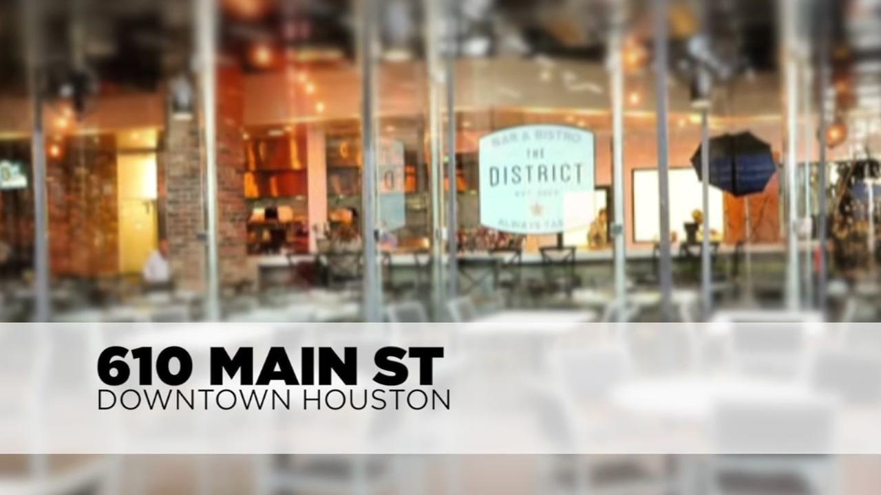 The District participating in Houston Restaurant Weeks