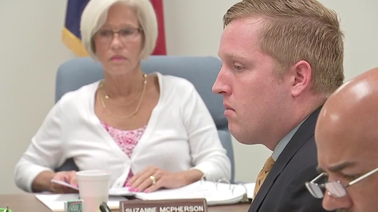 Commission upholds firing of deputy in Goforth case