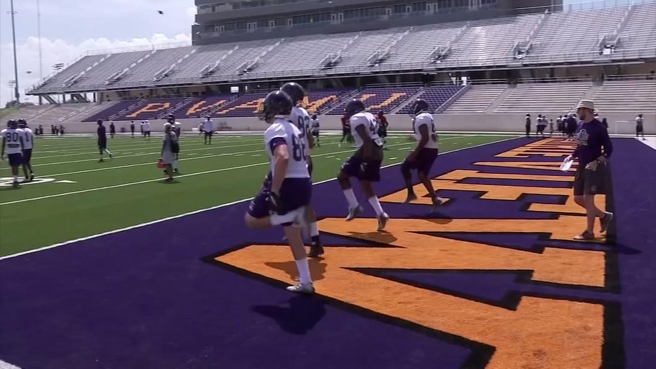 Labor Day Classic face off at new Prairie View stadium