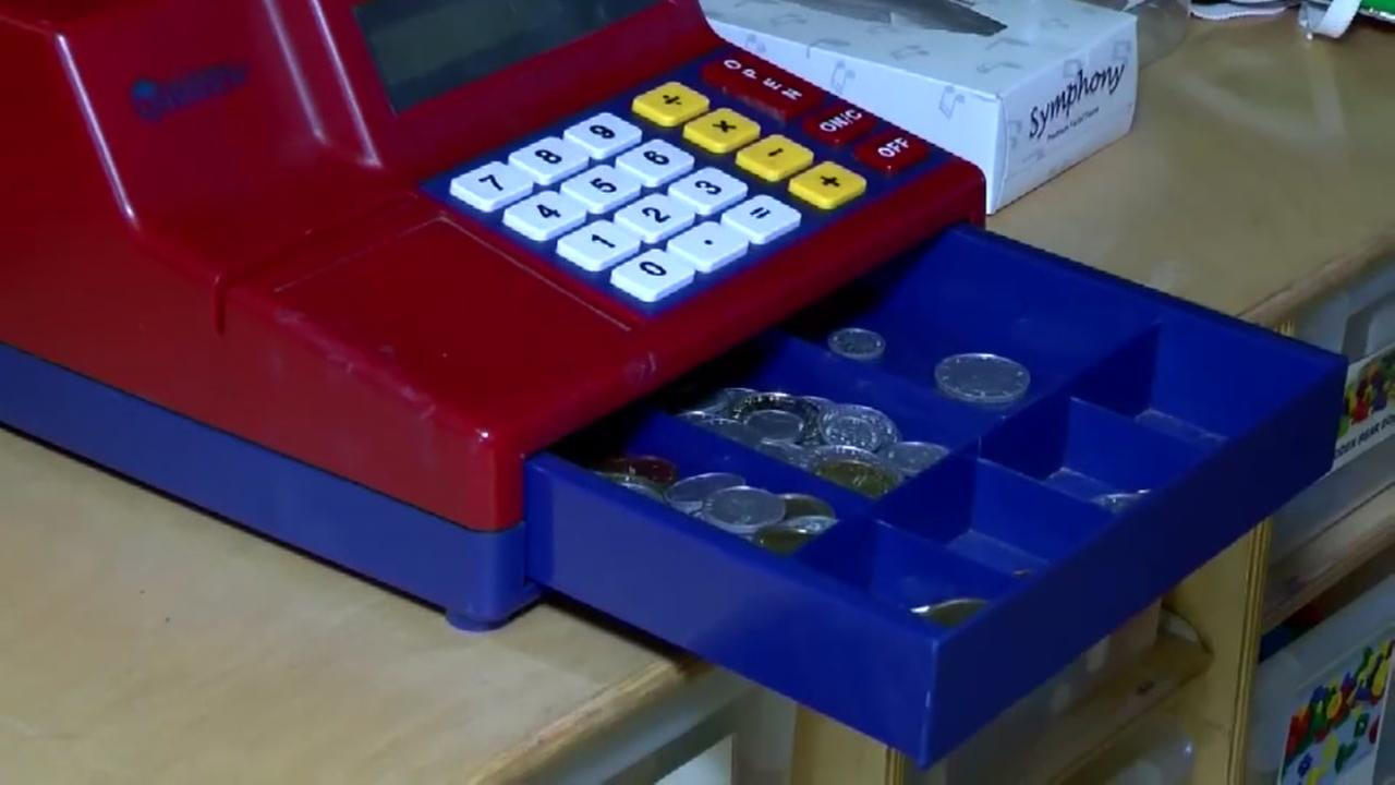 Thief breaks in YMCA, steals fake cash from toy register