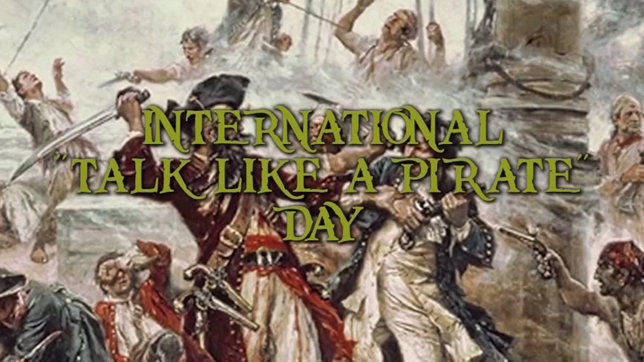 International Pirate Day