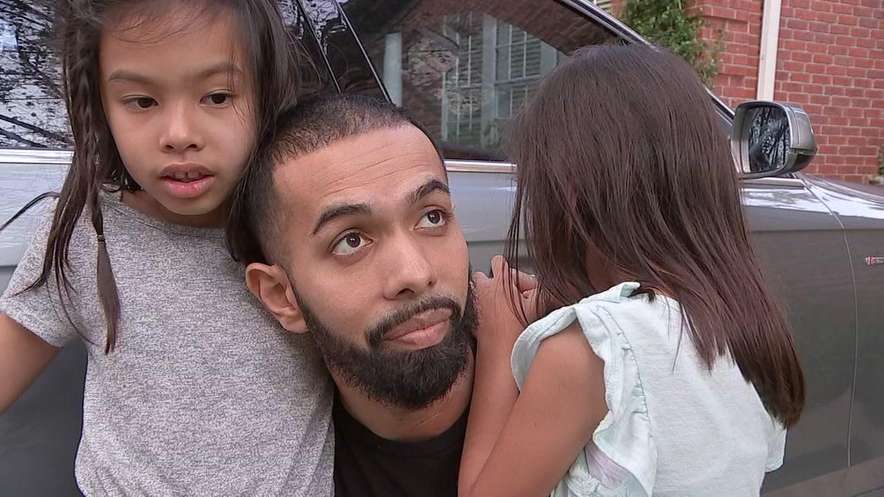 Father released from hospital after last weeks shooting rampage