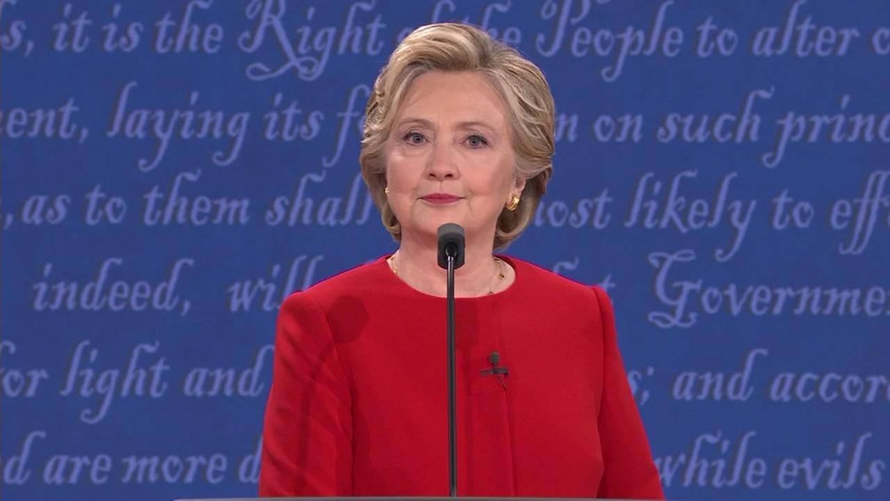 Hillary Clinton speech details released