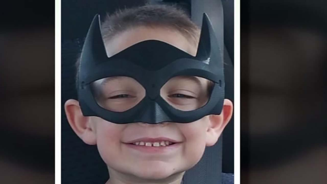 5-year-old boy saves the life of his younger brother