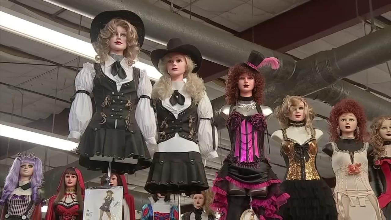 Out and About: Halloween Costumes