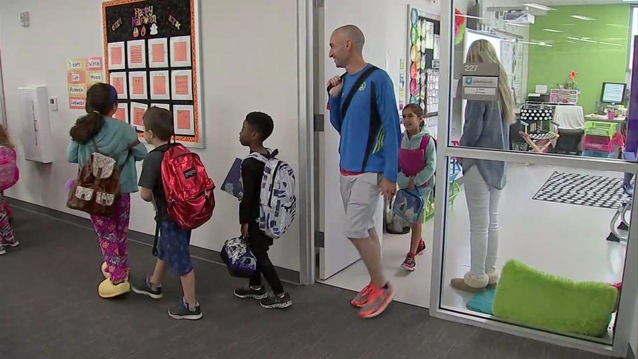 Principals from Bellaire schools shadow students from national campaign