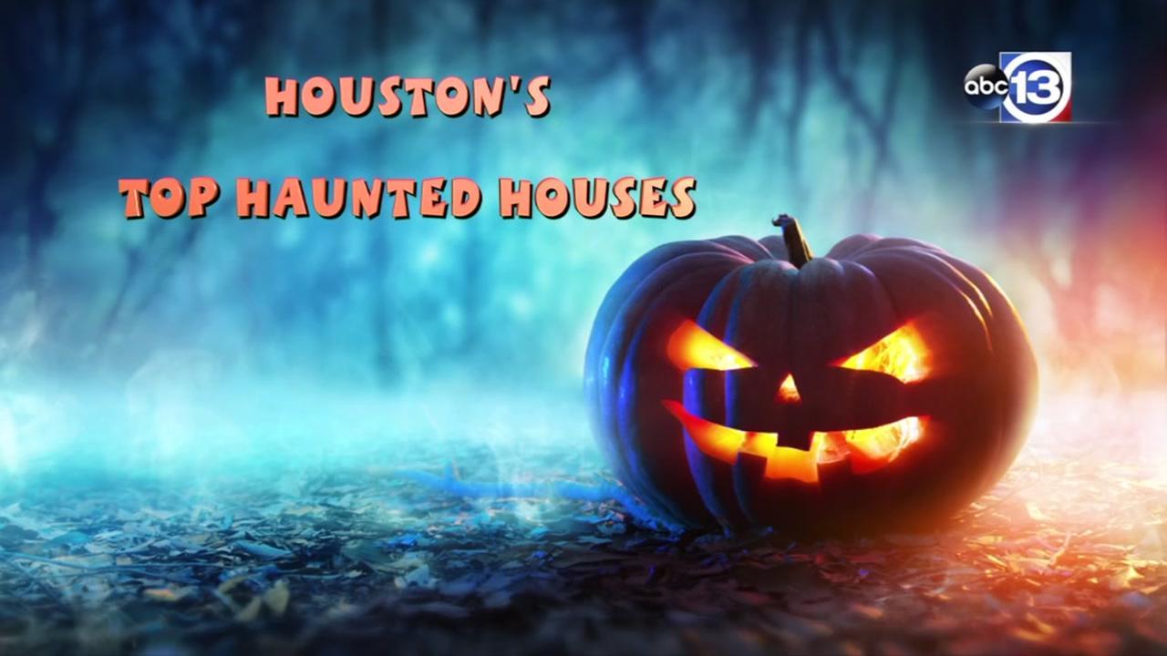 Houstons Top Haunted Houses