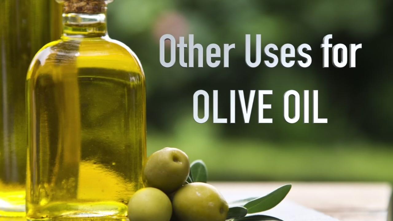 Life Hacks: Olive Oil