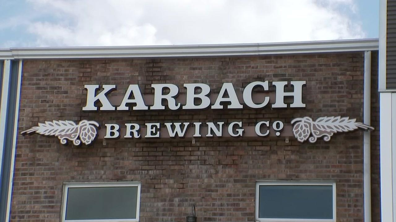 Inside Karbach breweries