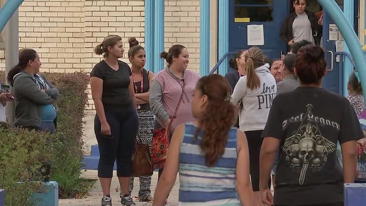 Parents seek answers as teacher is accused of inappropriate behavior