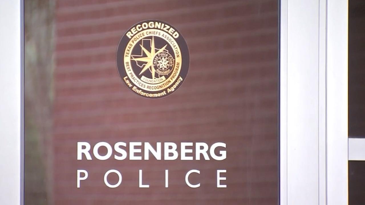 Man dies in Rosenberg police custody