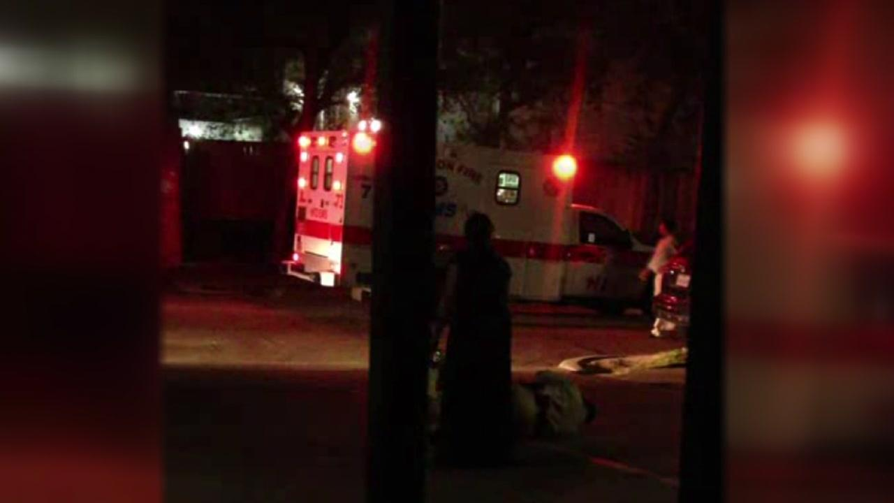 Video from scene of fatal shooting