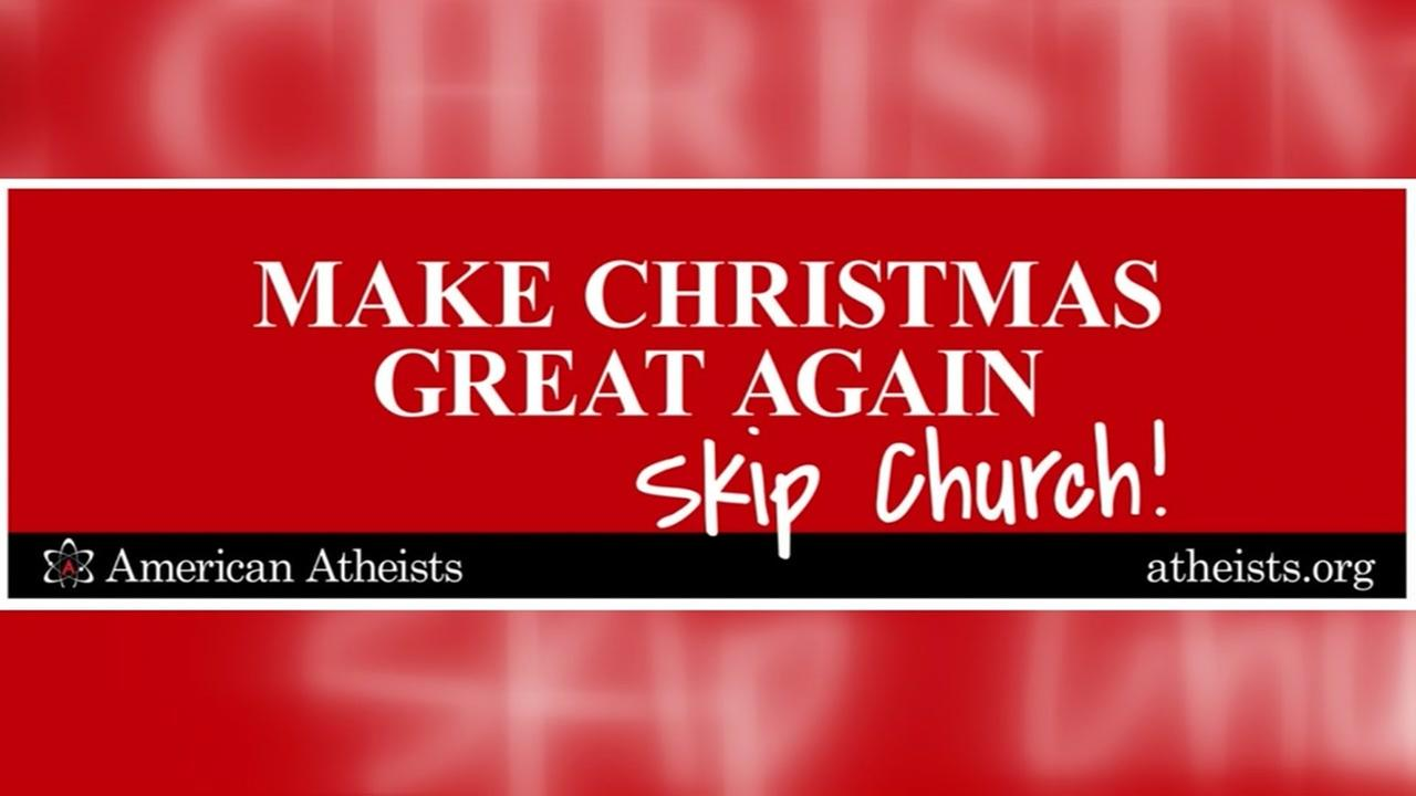 These atheist \'Christmas\' billboards are turning heads in the south ...