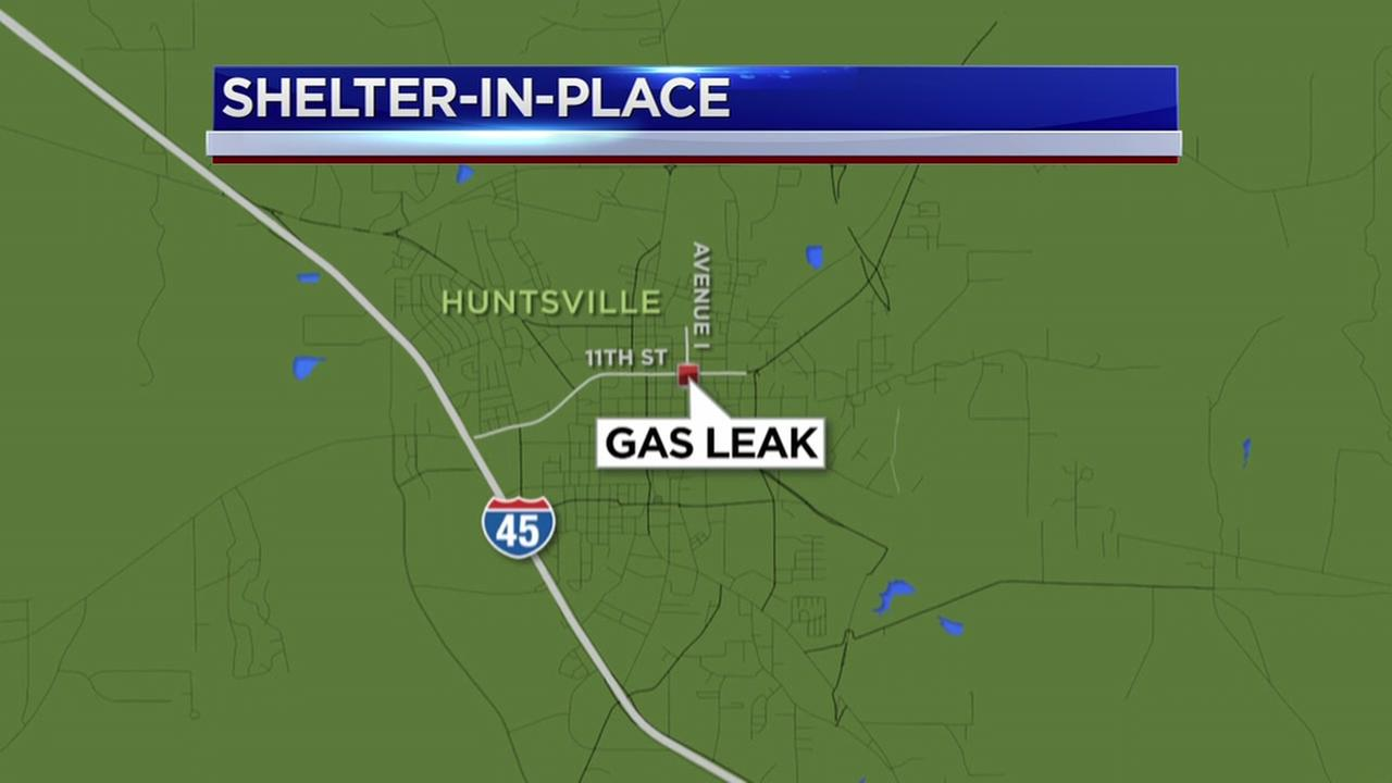 Shelter in place for residents in Walker County