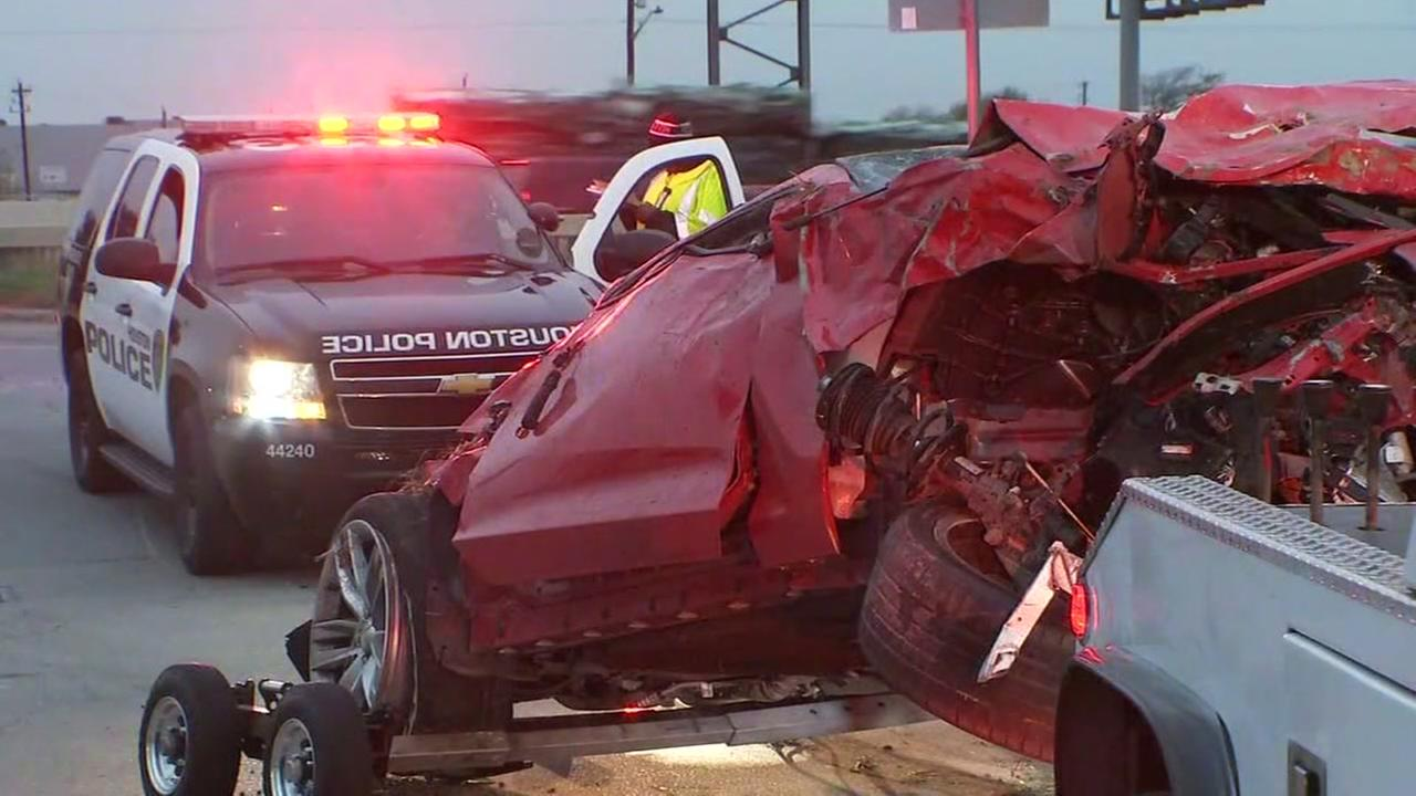 Crash Mystery Sports Car Driver Not Found After Crashing Into