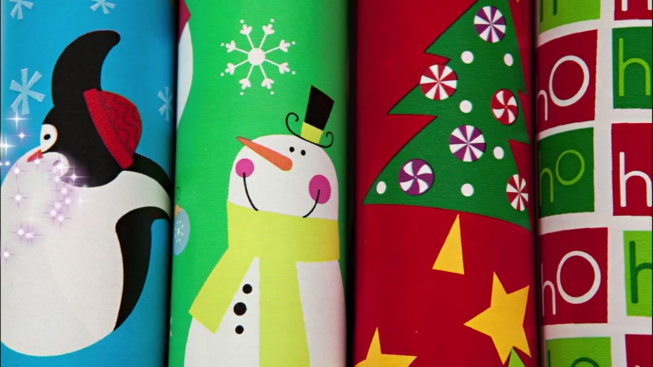 LIFE HACK: What to do with leftover wrapping paper