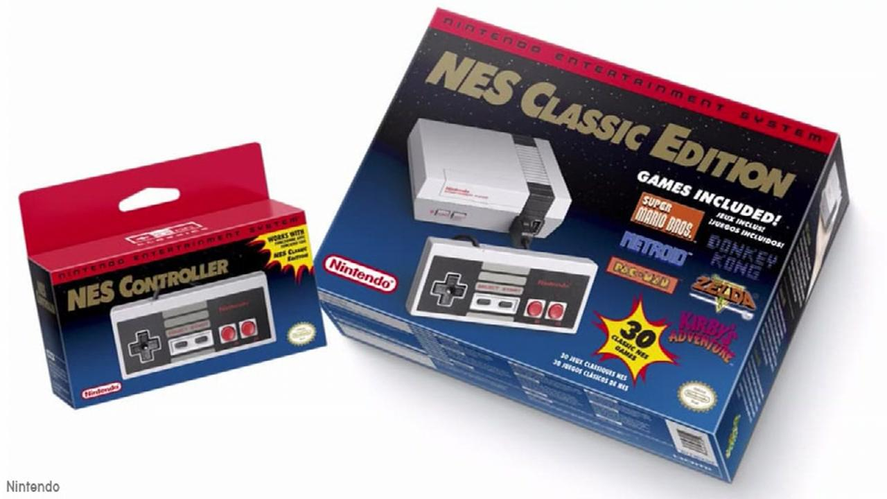 Best Buy stores expect more NES Classic today