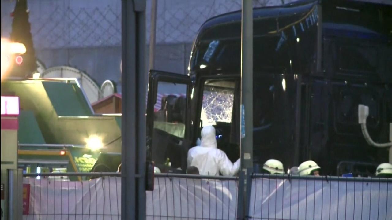 Berlin truck attack presumed act of terrorism