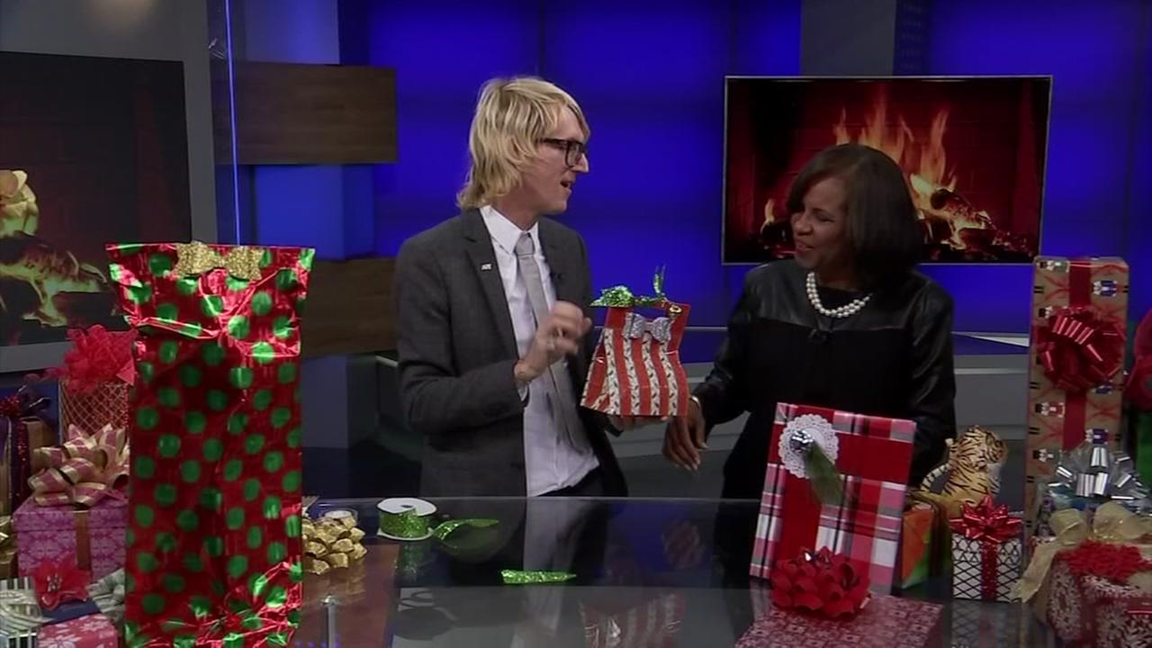 Master wrapper shares tips on taking your wrapping to another level ...