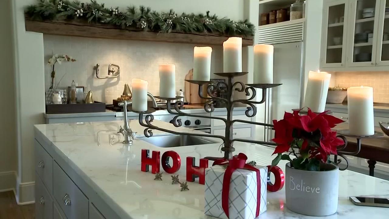 Local Interior Designers Prepare Home Of Rockets Coach Mike Du0027Antoni For  Team Holiday Party | Abc13.com