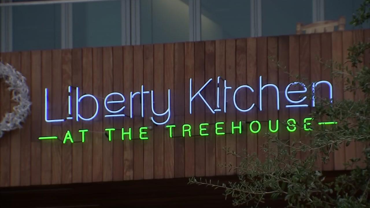COOL SPACES: Liberty Kitchen at The Treehouse
