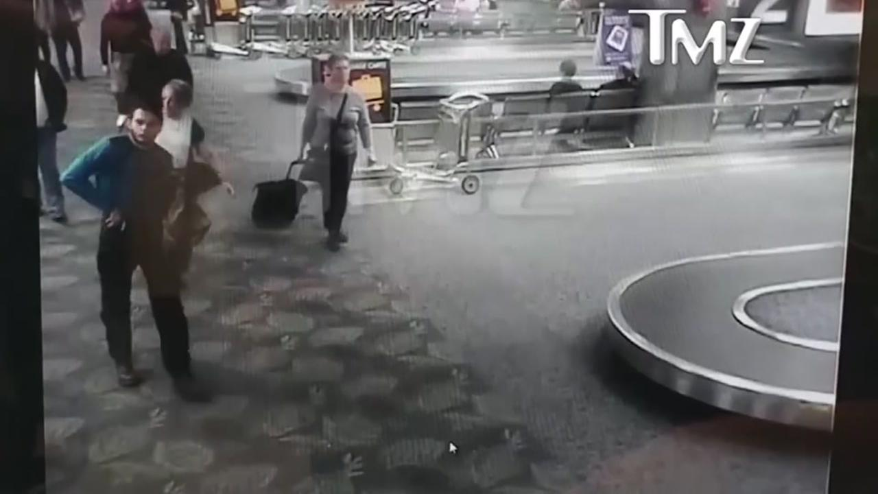 Florida airport shooting suspect appears in new video