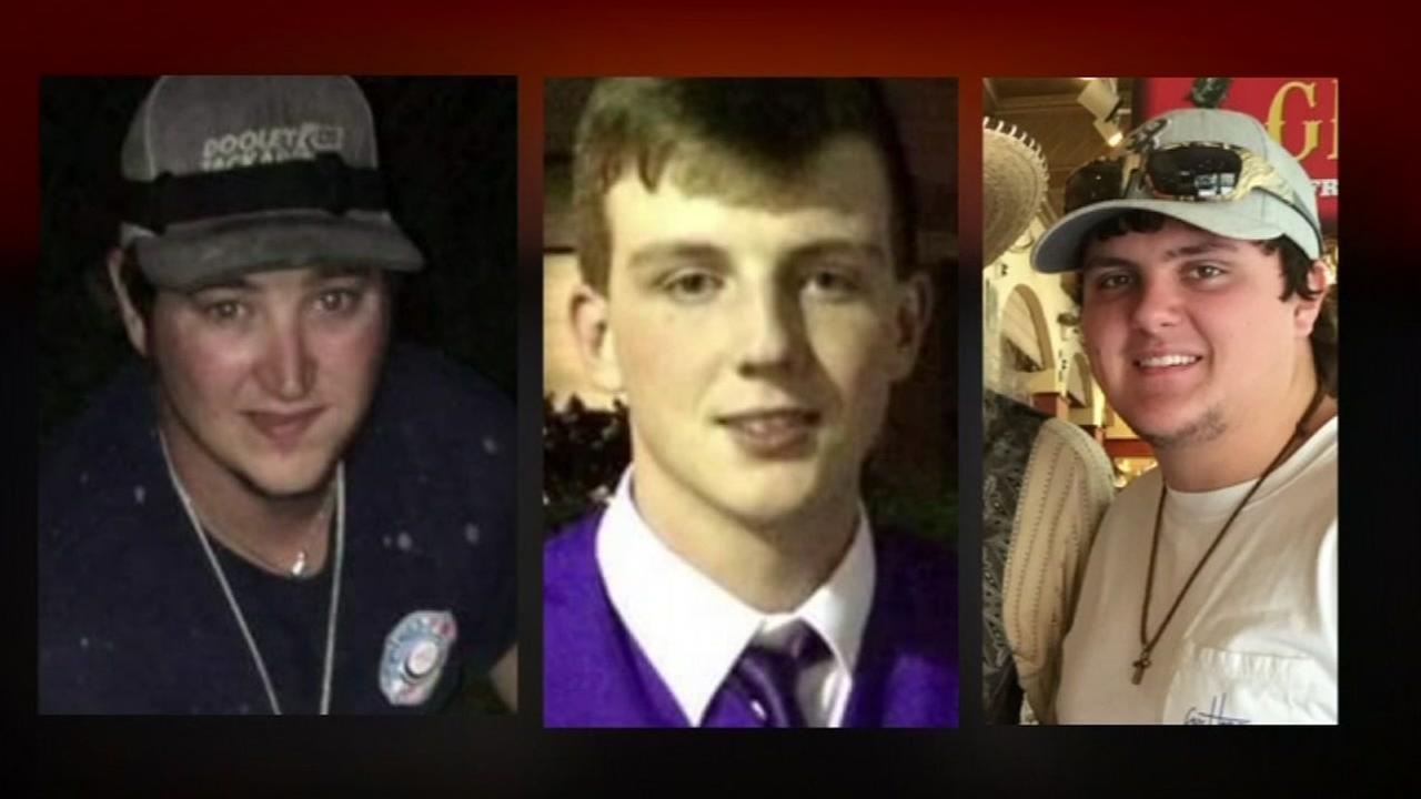 Family members remember hunters found dead during trip