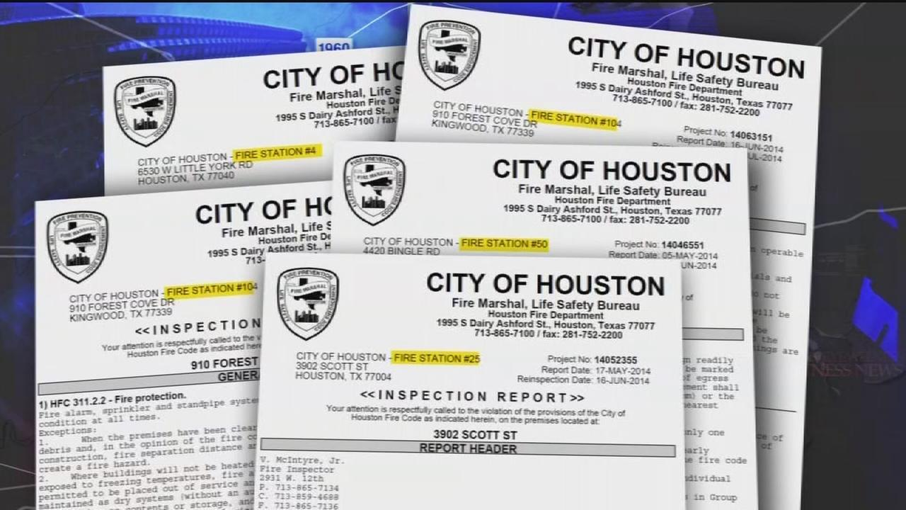 Mayor Parker: City is following fire inspection rules