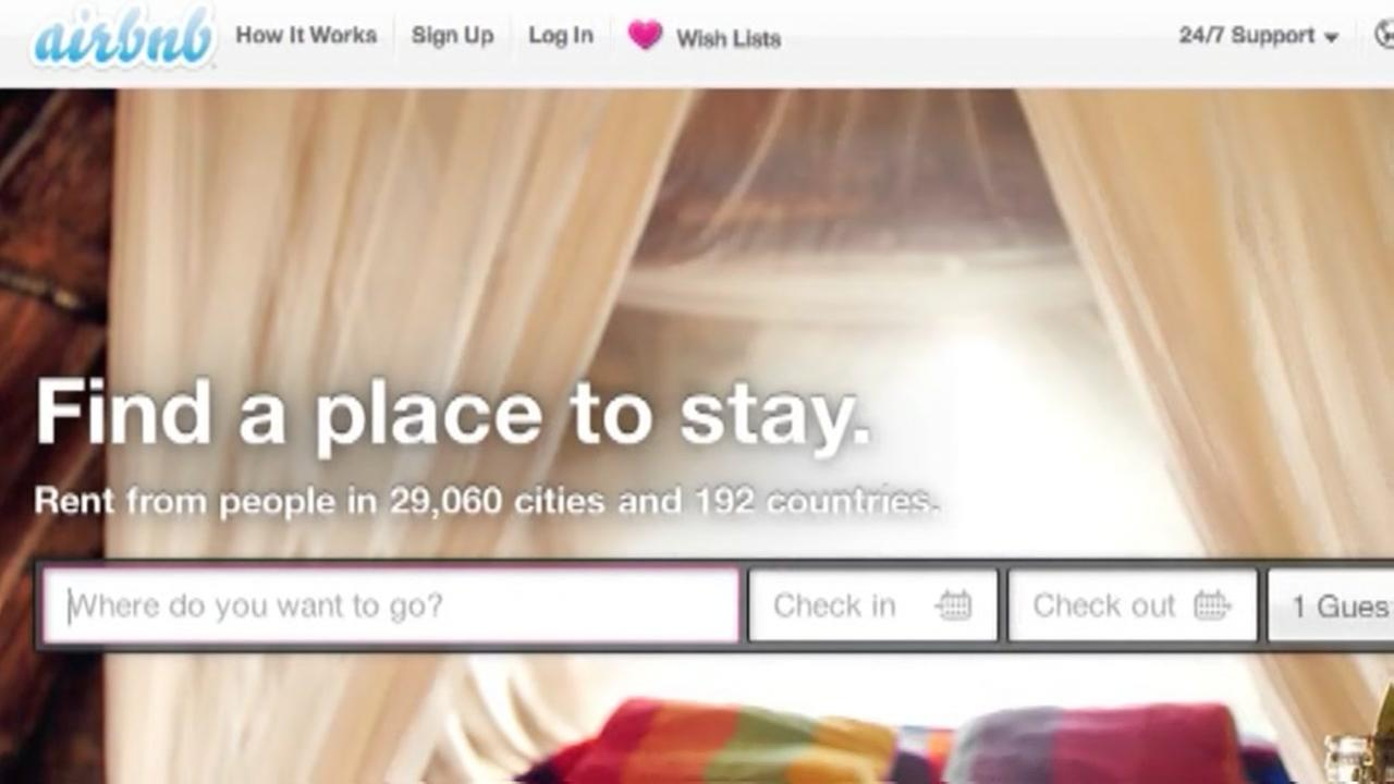 Airbnb is providing free housing