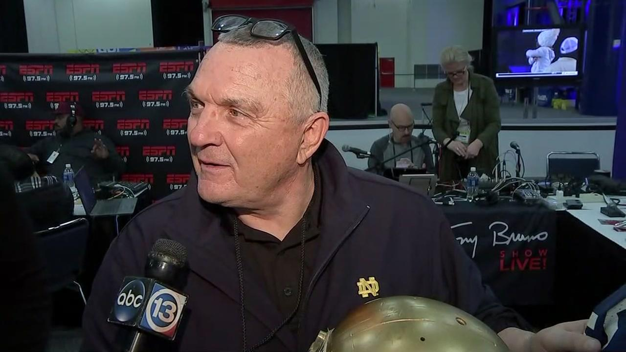 Meet Rudy Ruettiger, the man behind one of sports' most ...